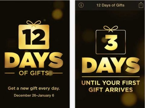 Who Needs Christmas? Apple Will Be Giving Gifts Starting December 26