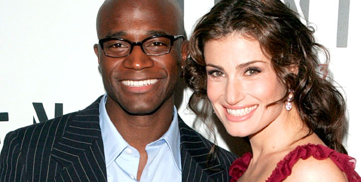 It's Over: Rent's Idina Menzel and Taye Diggs To Separate