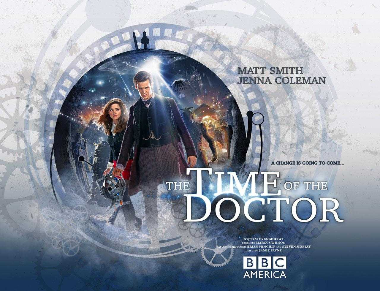 Prepare To Say Goodbye To Eleven As The Full Trailer For The Time Of The Doctor Is Released
