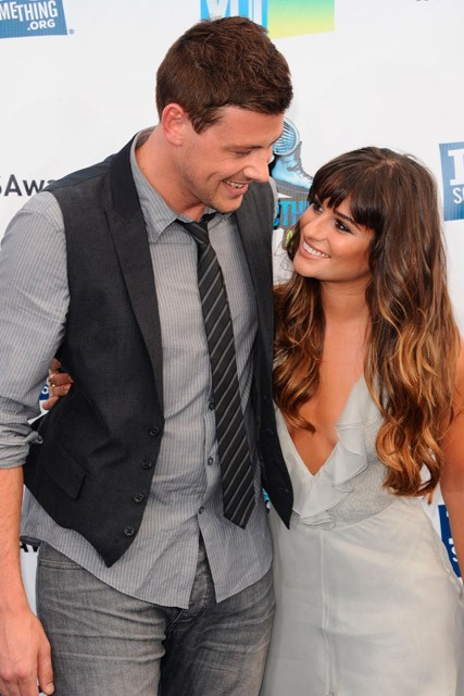Lea Michele Shares Cherished Memories Of Cory Monteith With Ellen