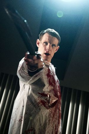 First Look At Matt Smith In American Psycho The Musical
