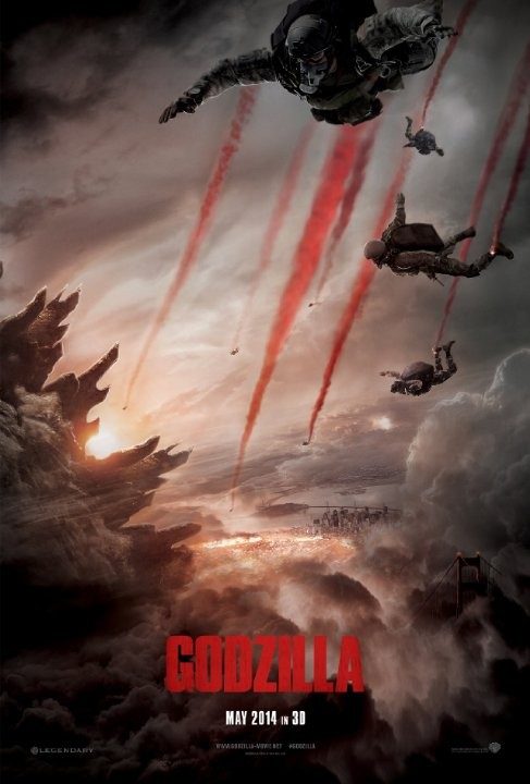 The Wait Is Over: Godzilla 2014 Gets Its Theatrical Trailer