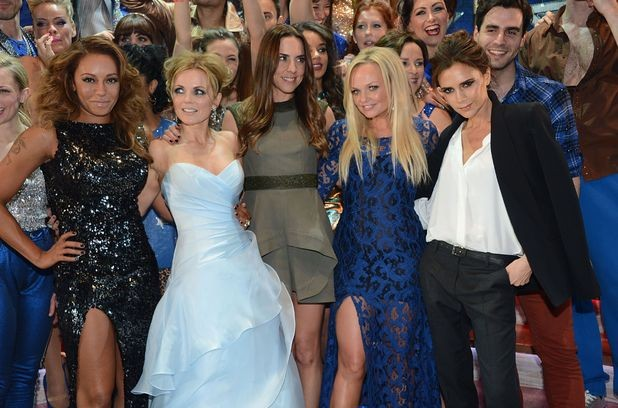 Mel B Hopes For A Spice Girls Reunion To Mark 20th Anniversary