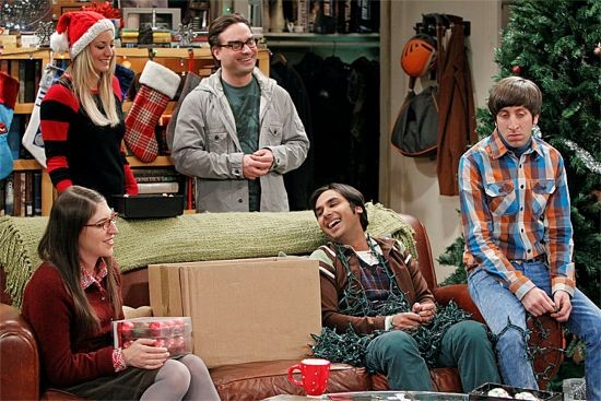 The Big Bang Theory Gets Festive With 'The Cooper Extraction'