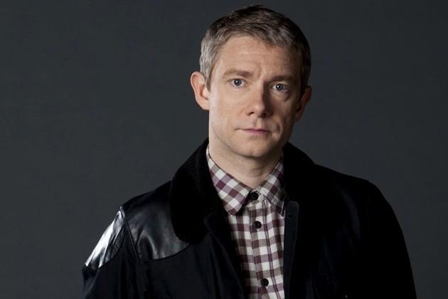 Martin Freeman Promises That John And Sherlock