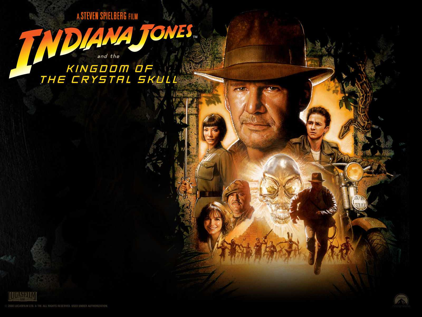 No New Indiana Jones Films For At Least 2 To 3 Years