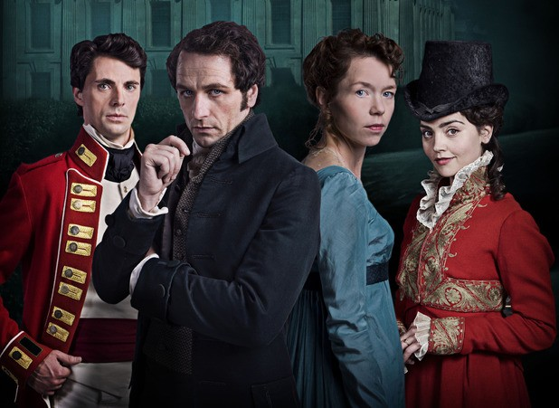 Matthew Rhys Talks Death Comes To Pemberley And Filling Mr. Darcy's Shoes
