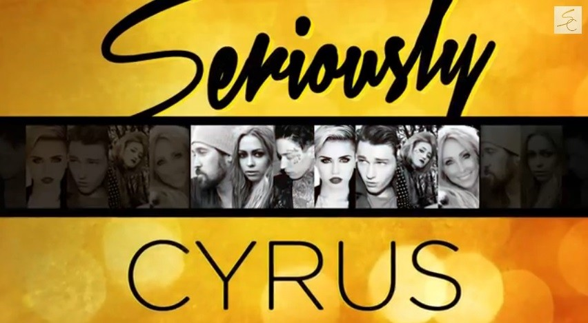 The Cyrus Family Launch Their Own YouTube Channel Called Seriously Cyrus