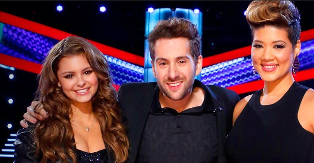 The Final Three Go Head To Head To Get The Voice Season Five Crown