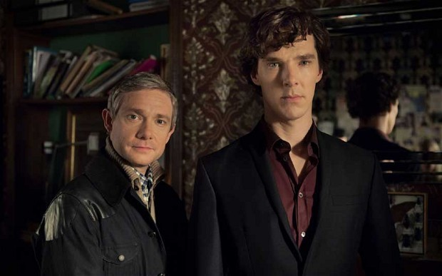 Caitlin Moran's Sherlock BFI Fanfic Debacle: A Report And Opinion