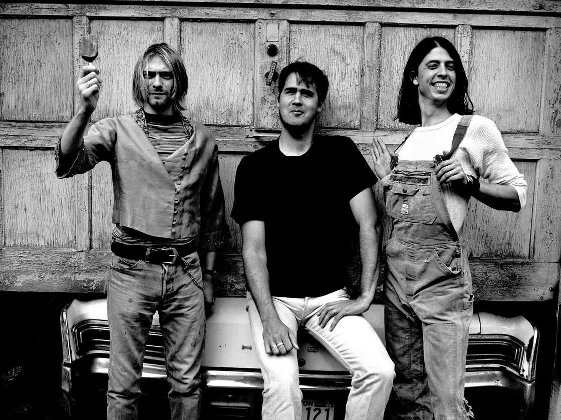 Nirvana And KISS Headed To The Rock And Roll Hall Of Fame In 2014