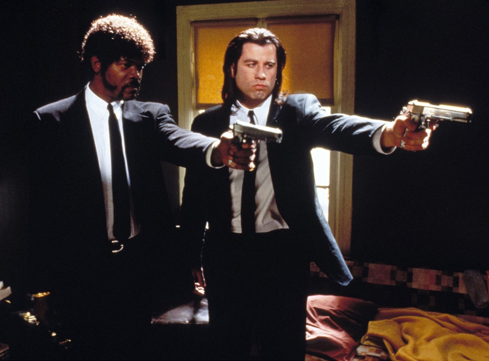 Pulp Fiction And Mary Poppins Among Films Added To The National Film Registry