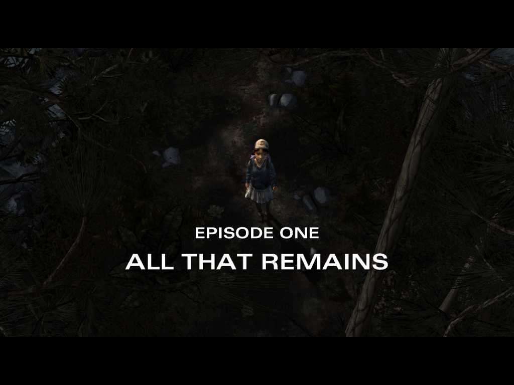 PopWrapped Reviews: Telltale's The Walking Dead Season 2, Episode 1: All That Remains