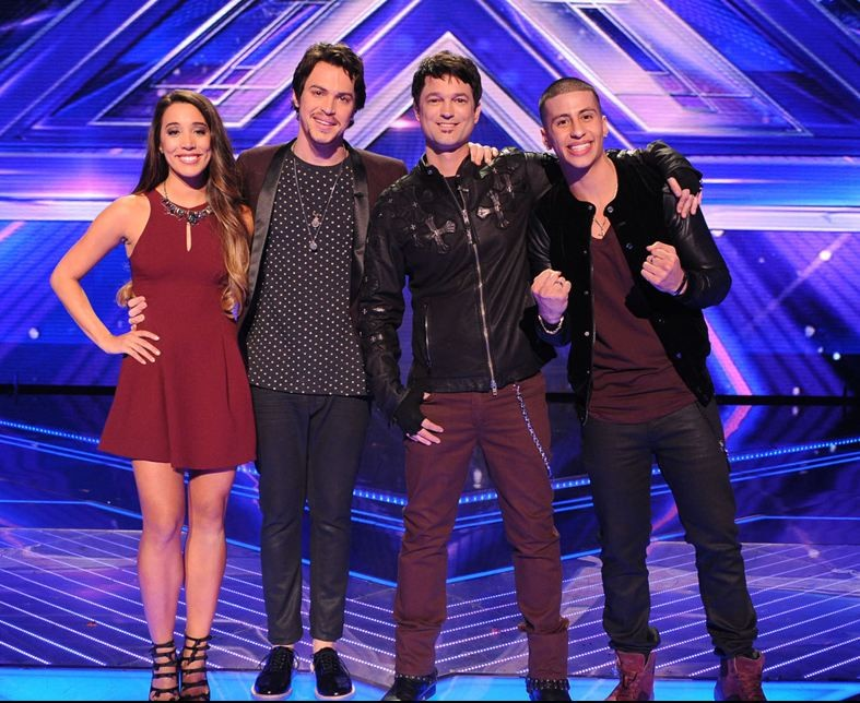 The Final Three Battle It Out On The X Factor