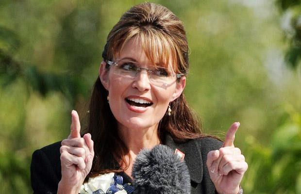 Sarah Palin To The Rescue; The Former Alaskan Governor Defends Phil Robertson's Homophobic And Racist Remarks