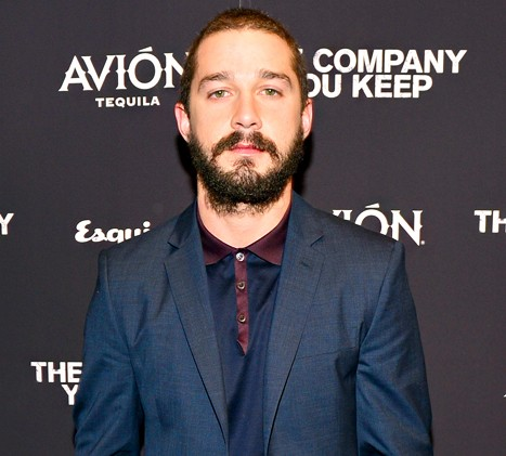 Shia LeBeouf Accused Of Plagiarism And Apologises Using Someone Else's Words