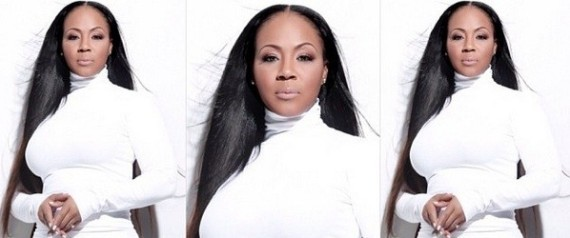 Gospel Singer Erica Campbell Under Fire For Promotional Photo For New Album