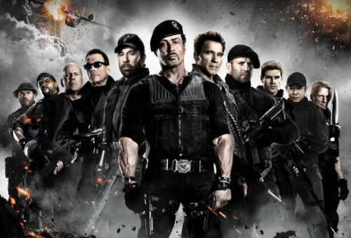 First Trailer For Expendables 3 Released