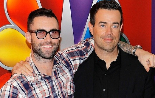 Carson Daly Reveals What Adam Levine's Bachelor Party Won't Contain