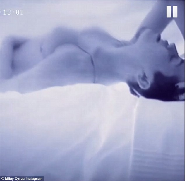 NSFW: Get Under The Covers With Miley In Second Teaser For Adore You