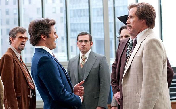 Anchorman 2 Tops The US Box Office As The Legend Continues To Draw In the Crowds