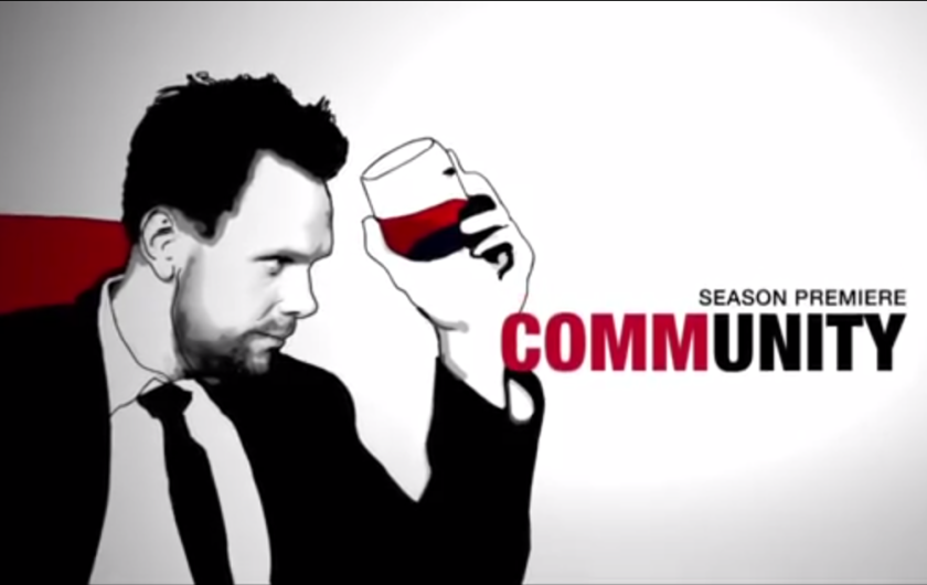 Community's New Trailer Gets A Little Serious And A Little Mad Men-esque
