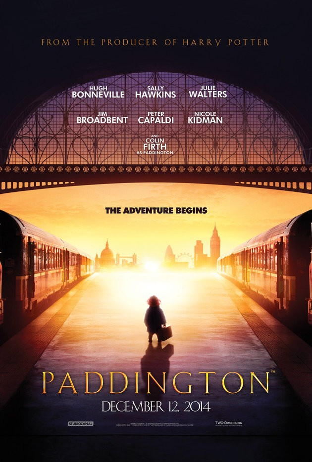 A Bear Called Paddington: The Paddington Film Releases Its Official Movie Poster And Sets Release Date
