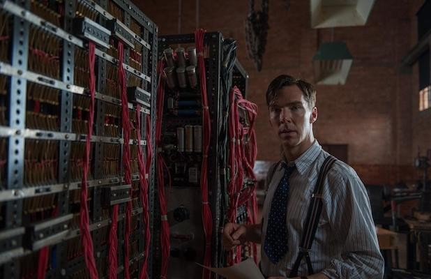 First Still Of Benedict Cumberbatch As Alan Turing In The Imitation Game Released
