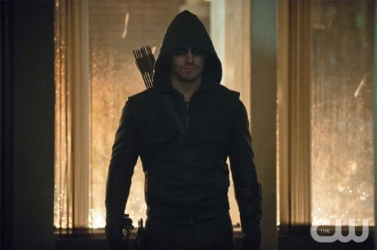 Arrow's Trailer For The Midseason Premiere Teases Sebastian Blood Trouble