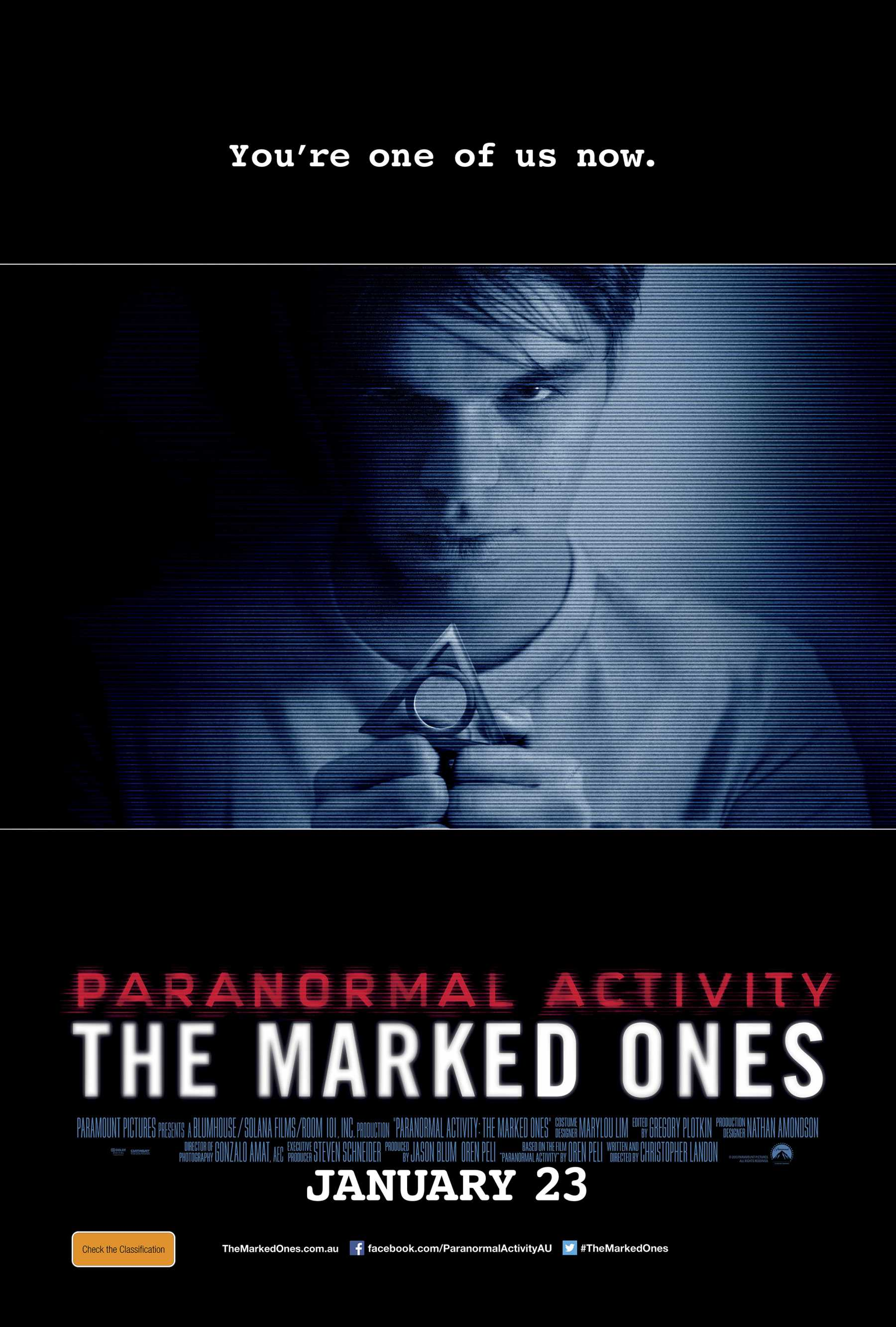 Paranormal Activity: The Marked Ones Releases New Clip Ahead Of January 1 Release