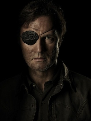 David Morrissey of The Walking Dead Takes Hate As A Compliment