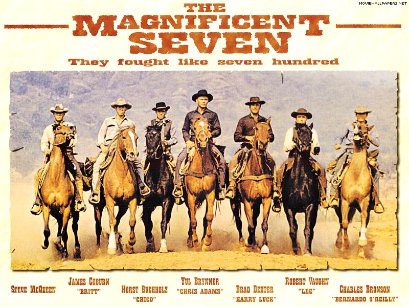 Magnificent Seven Remake Gets A Magnificent Rewrite