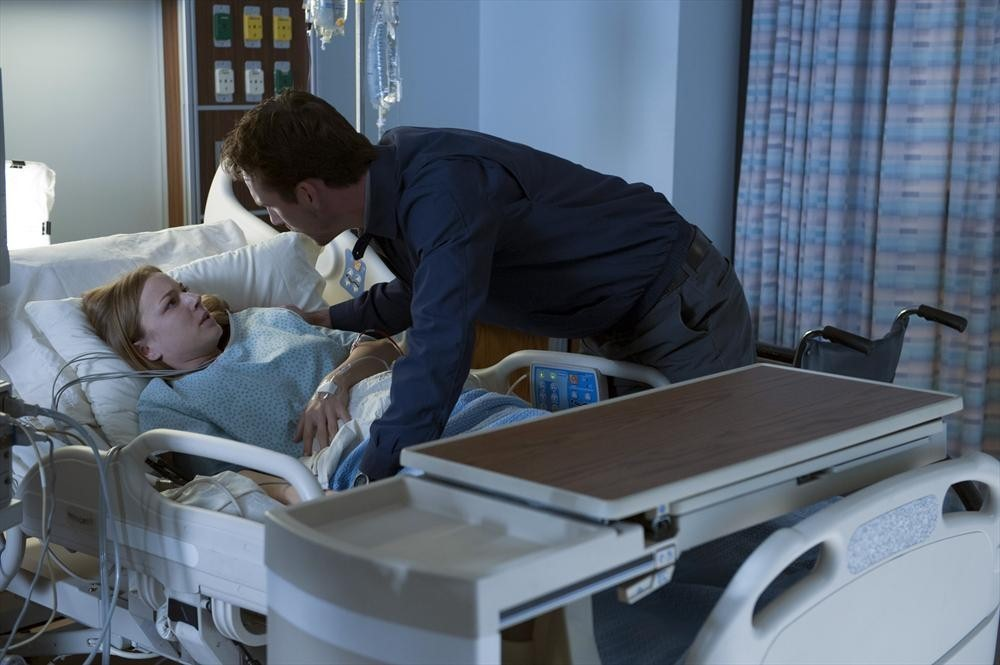 New Photos Promise Drama When Revenge Returns To ABC
