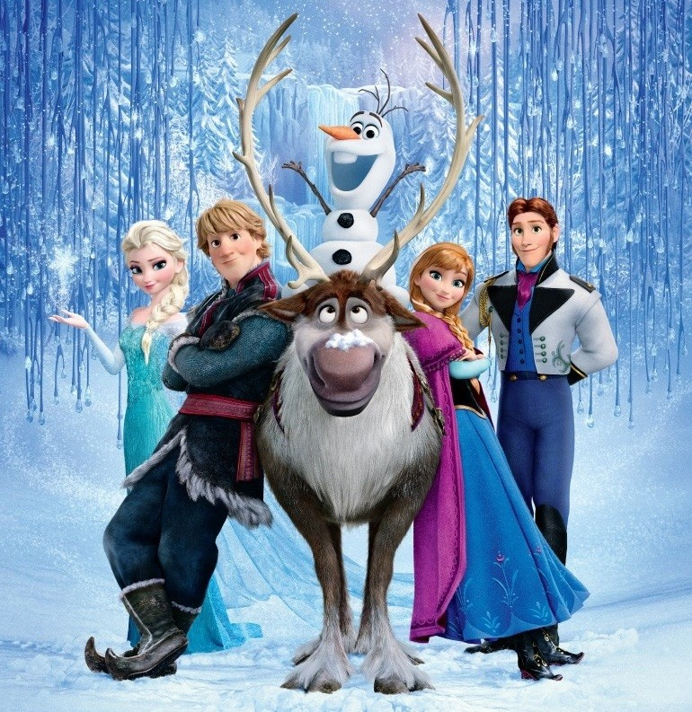 Disney's Frozen Ices The Weekend Box Office Competition