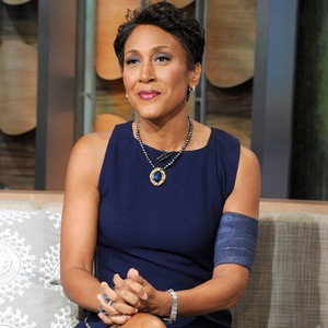 Good Morning America's Robin Roberts Comes Out By Way Of A Facebook Post