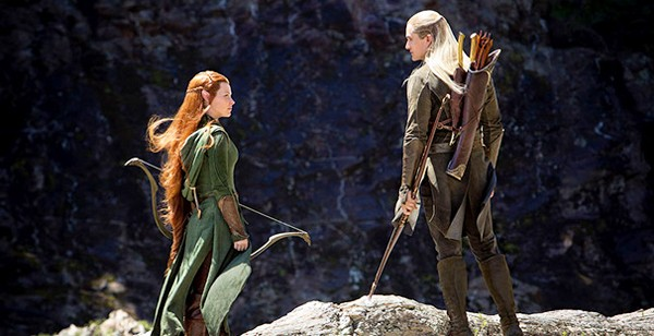 Back In The Saddle: Orlando Bloom Talks Re-Training For The Role Of Legolas In The Hobbit