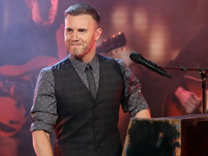 UK Album Chart Is A Battle Between Robbie Williams And Gary Barlow