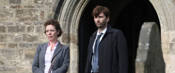 Broadchurch Star David Tennant Still Uncertain Over His Future On Broadchurch