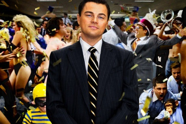 All Bark, No Bite: Leonardo DiCaprio Defends The Wolf of Wall Street