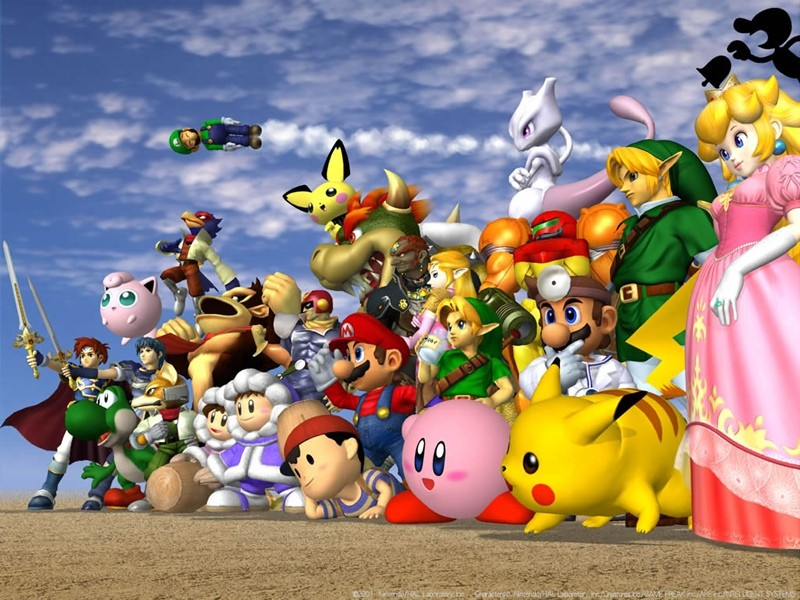 Super Smash Bros Smashes Release Date Rumors