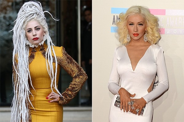 Lady Gaga Releases Duet With Christina Aguilera