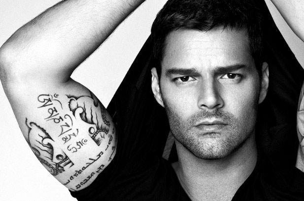 Ricky Martin Starts 2014 As A Single Man