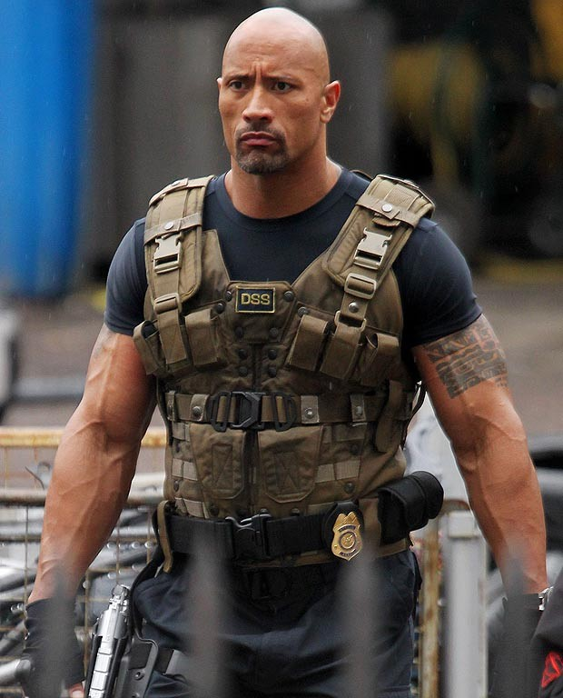 The Rock Hints At Upcoming Warner Bros Super Hero Collaboration