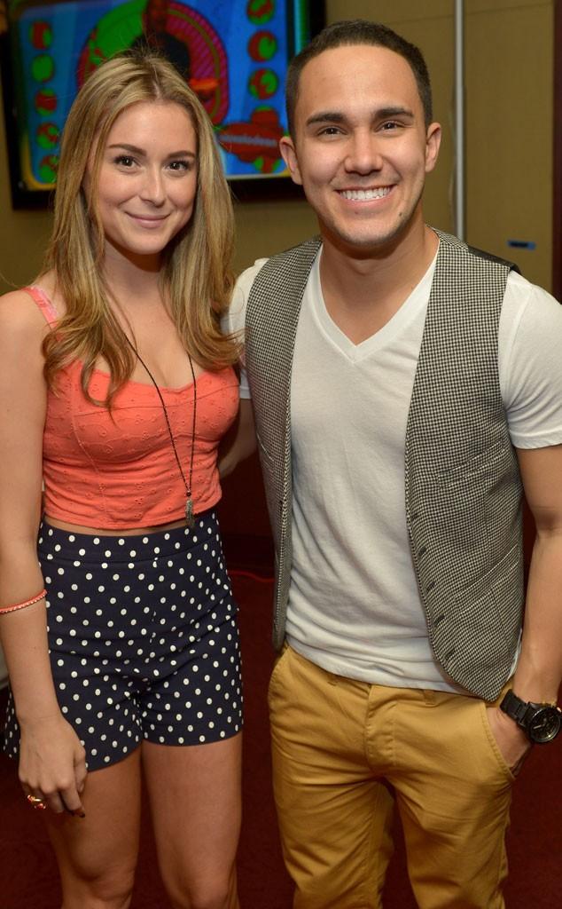 Someone Jumped The Gun: Carlos Pena And Alexa Vega Marrying TOMORROW