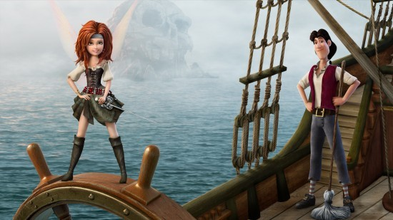 Christina Hendricks And Tom Hiddleston Make Their Disney Debut In The Pirate Fairy Trailer