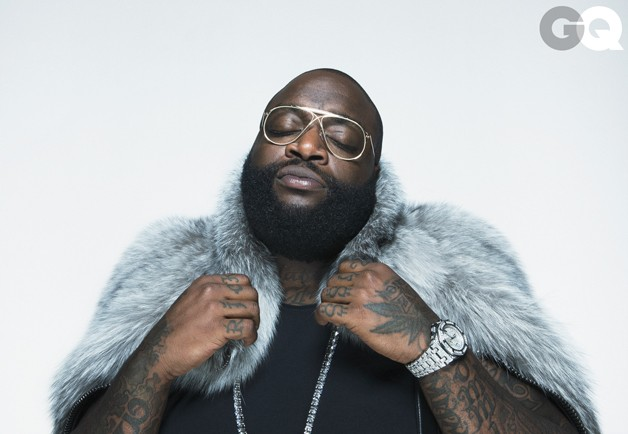 Rick Ross Sues LMFAO For