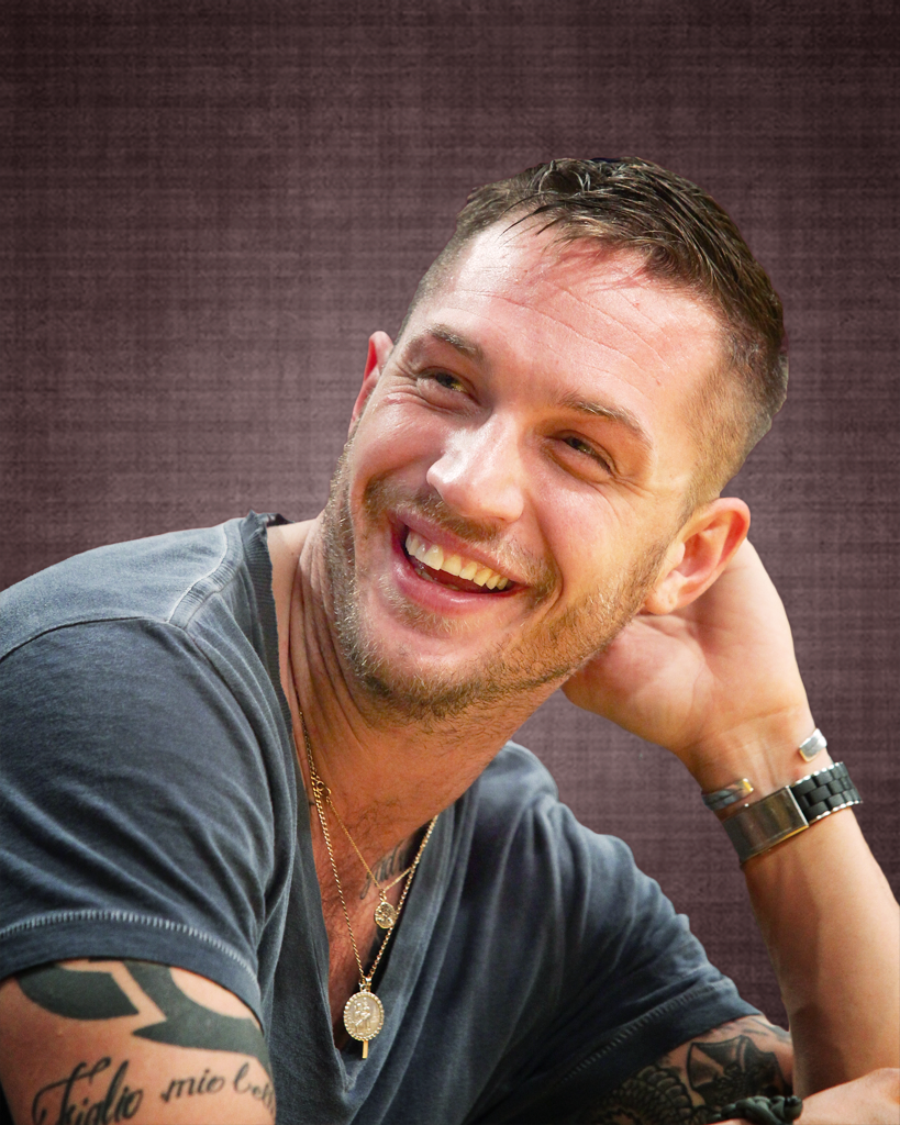 Tom Hardy Recalls Addictive Past in New Interview