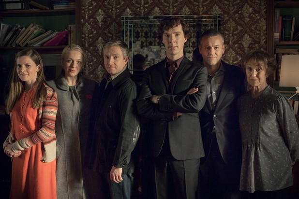 Sherlock Cast And Crew Delighted With Series Three Premiere Ratings