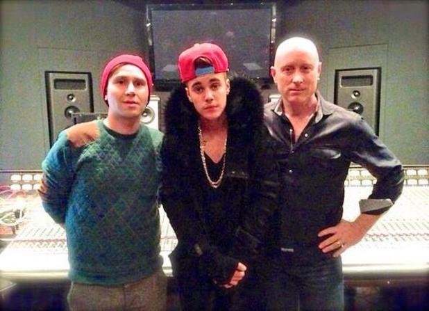 Justin Bieber Visits Recording Studio Despite Retirement Claims