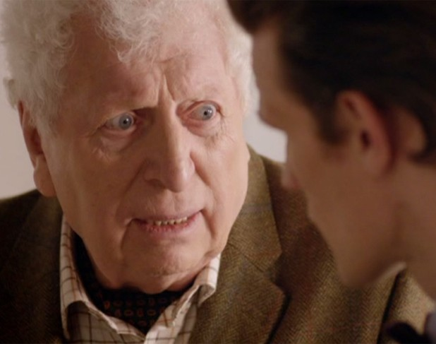 Tom Baker Talks Return To Doctor Who
